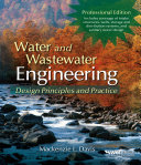 Water and Wastewater Engineering Pdf/ePub eBook