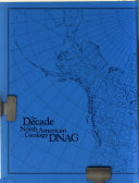 Geomorphic Systems of North America Book