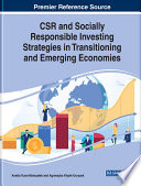 CSR And Socially Responsible Investing Strategies In Transitioning And Emerging Economies