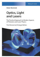 Optics, Light and Lasers Pdf/ePub eBook
