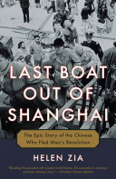 Pdf Last Boat Out of Shanghai