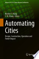 Automating Cities Book