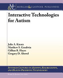 Interactive Technologies for Autism