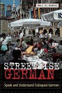 Streetwise German