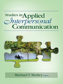 Studies in Applied Interpersonal Communication