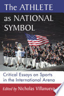 The Athlete as National Symbol Book