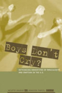 Boys Don't Cry? ebook