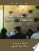 Small Group and Team Communication Book