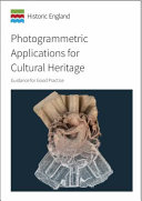 Photogrammetric Applications for Cultural Heritage