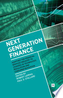 Next Generation Finance Book