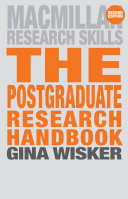The Postgraduate Research Handbook