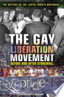 The Gay Liberation Movement Book