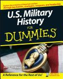 U S  Military History For Dummies