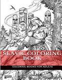 Slavic Coloring Book