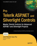 Pro Telerik ASP NET and Silverlight Controls