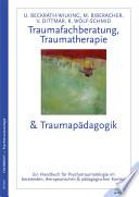 Traumafachberatung  Traumatherapie   Traumap  dagogik