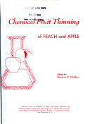 Chemical Fruit Thinning of Peach and Apple Book