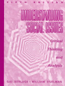 Understanding Social Issues Book PDF