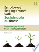 Employee Engagement With Sustainable Business Book PDF
