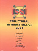 Structural Intermetallics  2001