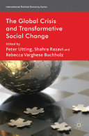 The Global Crisis and Transformative Social Change Pdf/ePub eBook