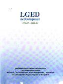 LGED in Development  1996 97  2000 01