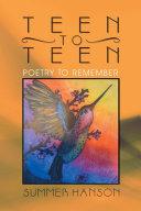 Teen to Teen