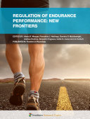 Regulation of Endurance Performance: New Frontiers