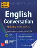 Practice Makes Perfect English Conversation Premium Third Edition Book