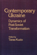 Contemporary Ukraine