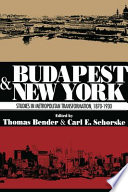 Budapest and New York