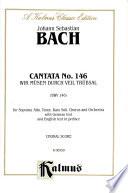 Read Online Cantata No. 146 -- Wir mussen durch viel Trubasl For Free
