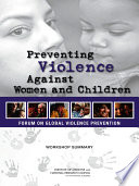 Preventing Violence Against Women and Children