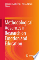 Methodological Advances in Research on Emotion and Education Book