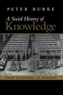 Social History of Knowledge