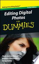 Editing Digital Photos For Dummies