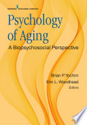 Psychology of Aging Book