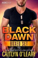 Pdf NAVY SEAL BOX SET - Black Dawn Books 1-3