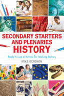 Pdf Secondary Starters and Plenaries: History Telecharger