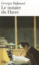 Le notaire du Havre