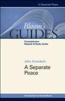 Pdf A Separate Peace