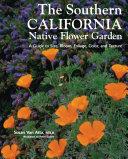 Southern California Native Flower Garden