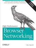 High Performance Browser Networking [Pdf/ePub] eBook
