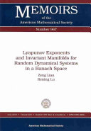 Lyapunov Exponents and Invariant Manifolds for Random Dynamical Systems in a Banach Space