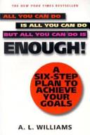 All You Can Do Is All You Can Do But All You Can Do Is Enough  PDF