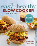 Healthy Slow Cooker Cookbook