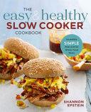Healthy Slow Cooker Cookbook Book