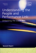 Understanding the People and Performance Link