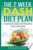 The 2 Week Dash Diet Plan