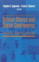 School Choice and Social Controversy [Pdf/ePub] eBook
